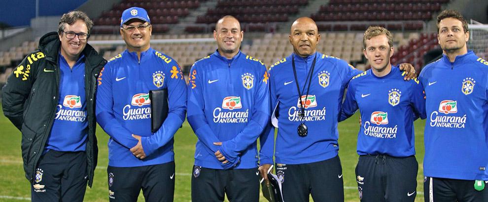 Comissão Técnica do Ouro Olímpico