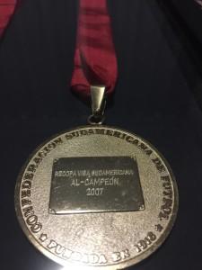 Recopa Sulamericano 2007.