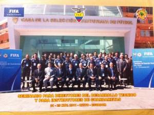 Seminário FIFA 2011.