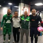 Atlético PR x Chapecoense em Curitiba