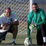 Veja trechos de treinamento de Rogério Maia, novo preparador de goleiros do Fla