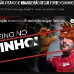 Preparação visando o Brasileirão segue forte no Ninho do Urubu
