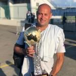 Campeão da 47° Edição do torneio de Toulon sub-23