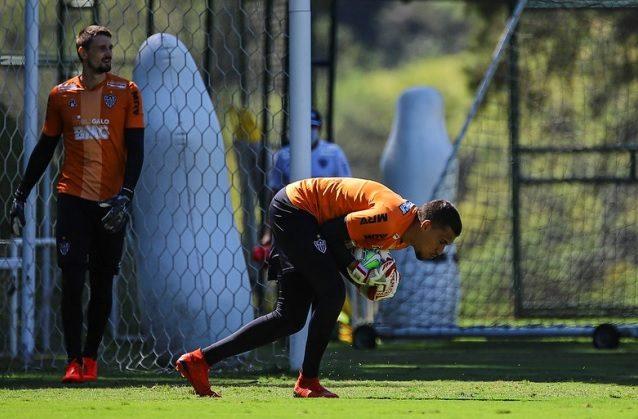 Calenário Maia: novo treinador de goleiros do Atlético inova em atividades na Cidade do Galo
