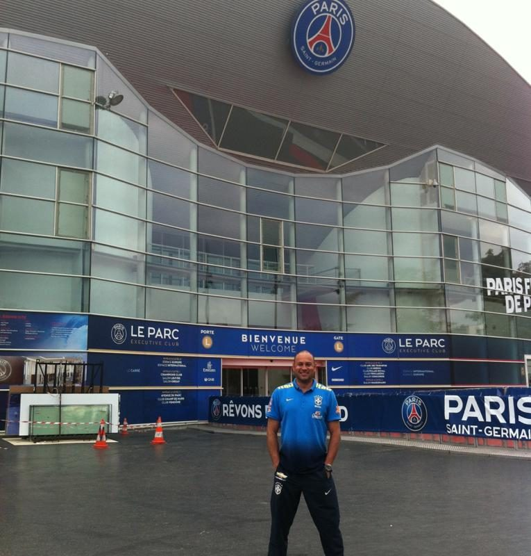 Paris PSG 2016.