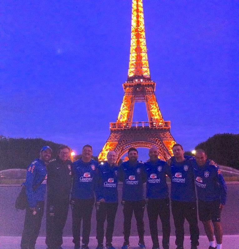 comissão sel Olímpica 2016 França Paris