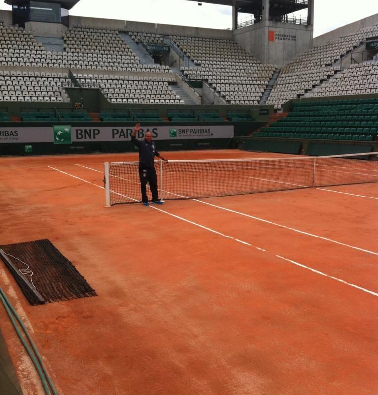 Roland Garros Paris 2016.