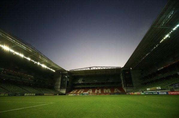 Estádio Arena Independência – Belo Horizonte