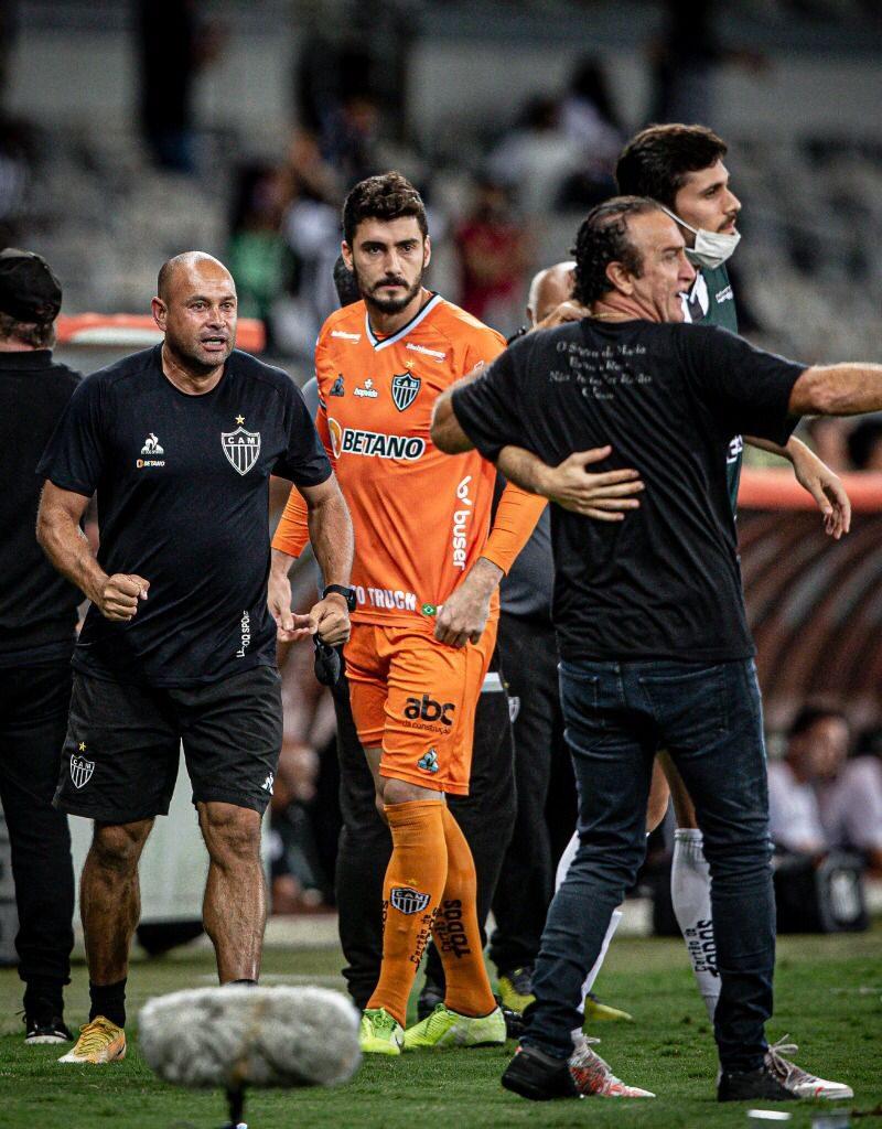 Campeonato Brasileiro 2021 – Estádio Mineirão.