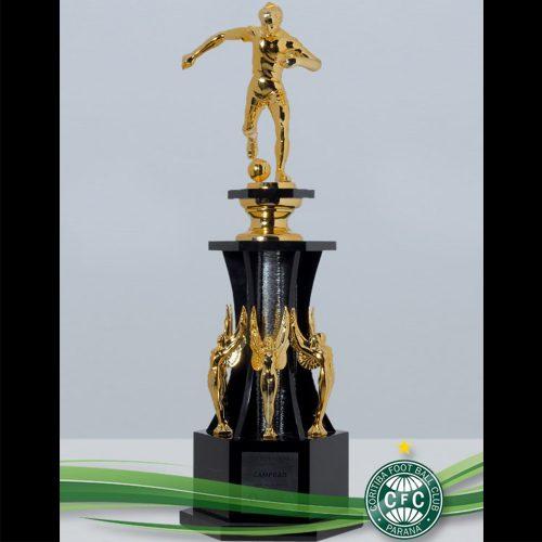 Tri Campeão Paranaense 2012.