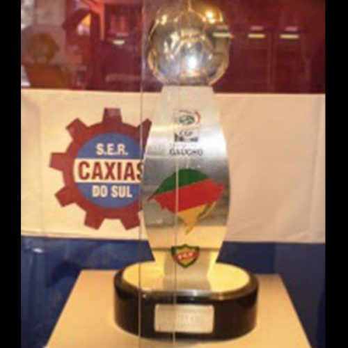 Ser Caxias Campeão Gaúcho Interior 2010.